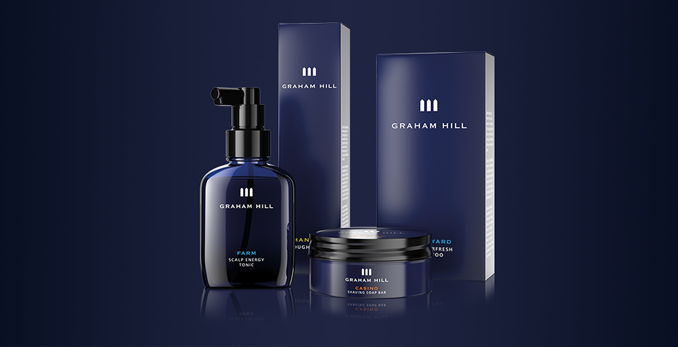 Graham Hill – Men's Grooming Products