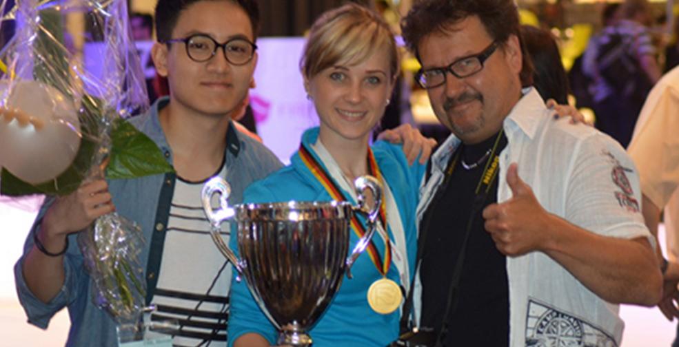 Deutsche Friseur Meisterschaft 2014 in Frankfurt